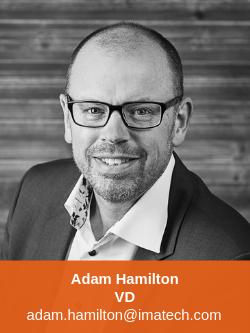 Adam Hamilton VD Imatech